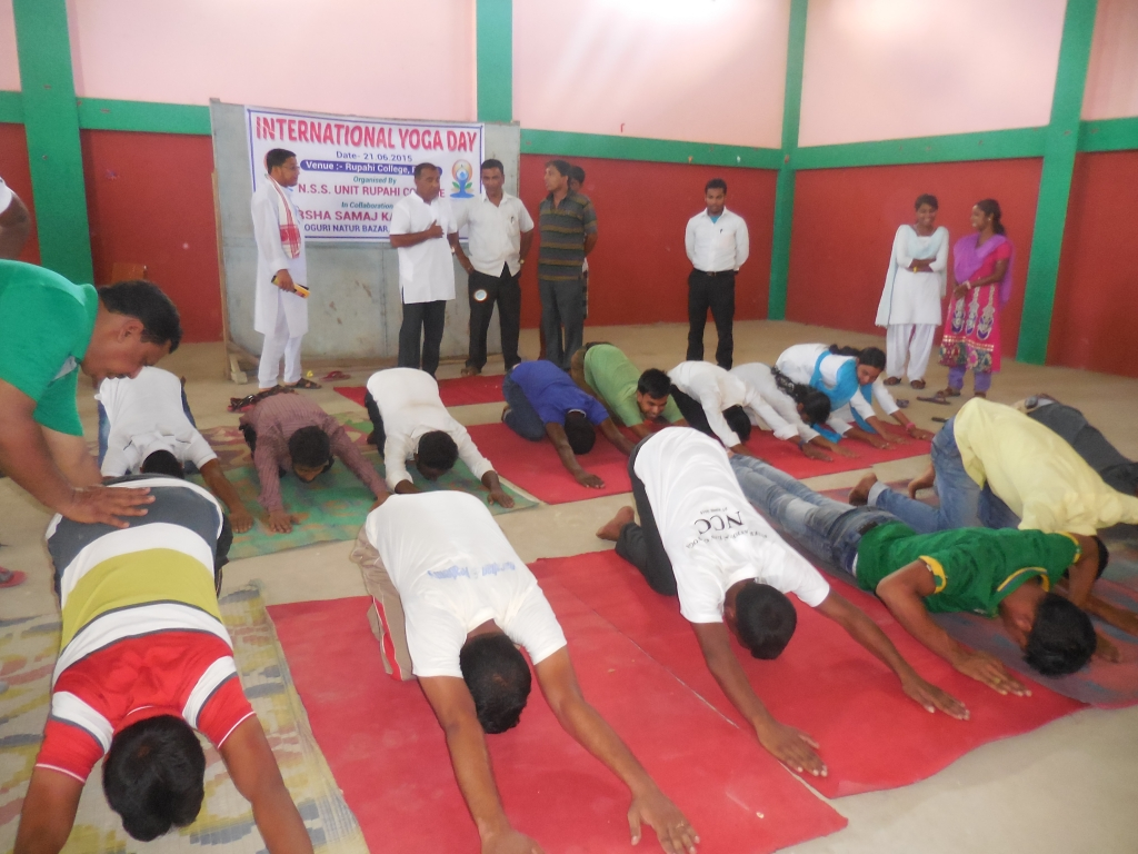 INTERNATIONAL YOGA 21 JUN 2015