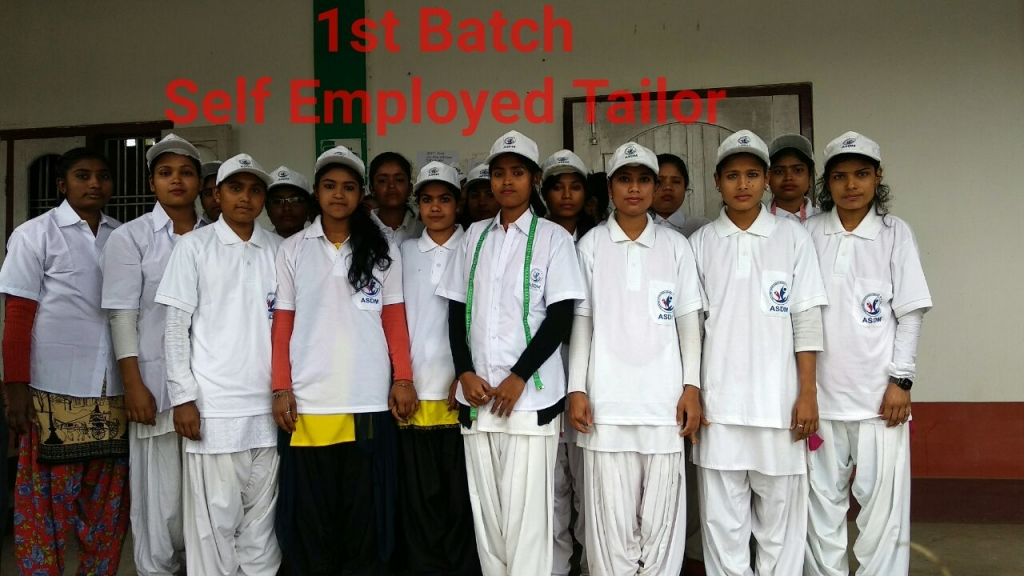 Skill development training programme at Beloguri, Nagaon District of Assam