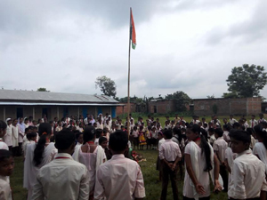 70th Independence Day of India at our School